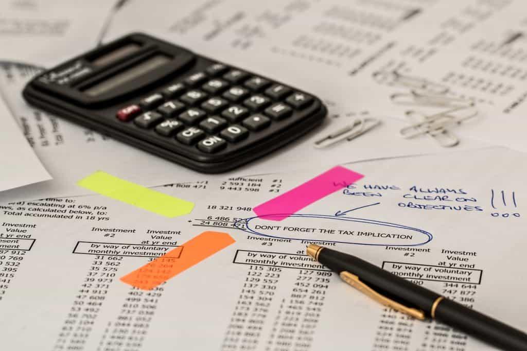 חישוב מס