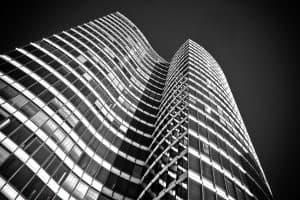 בניין גבוהה