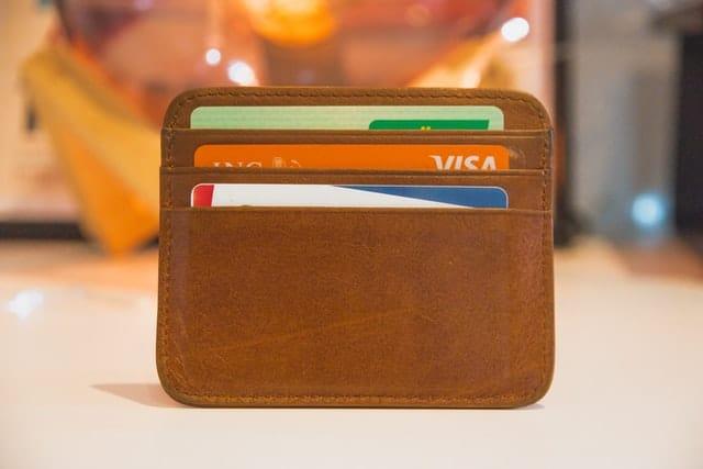 כרטיס אשראי להמחשה של הוצאות לעסק